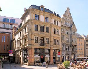 Wohn- und Geschäftshaus Thomaskirchhof 11 Leipzig