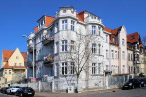 Wohnhaus Trufanowstraße 1 Leipzig