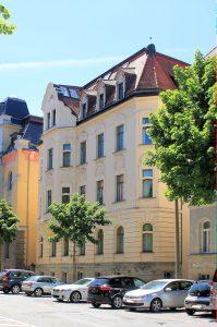 Wohnhaus Tschaikowskistraße 33 Leipzig