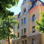 Wohnhaus Tschaikowskistraße 31 Leipzig