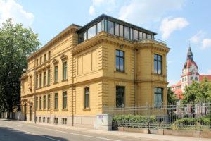 Villa Uferstraße 21 Leipzig