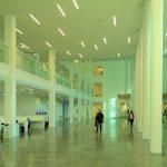 Neues Augusteum Leipzig, Foyer