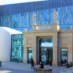 Neues Augusteum Leipzig, Schinkelportal