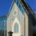 Aula und Universitätskirche St. Pauli Leipzig