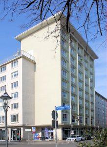 Wohnhaus Universitätsstraße 18/20 Leipzig