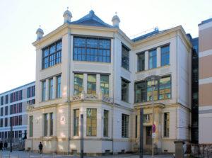 Krankenhaus Liebigstraße 20 a Leipzig