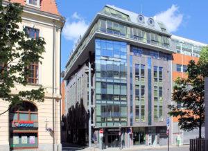 Geschäftshaus Universitätsstraße 14 Leipzig
