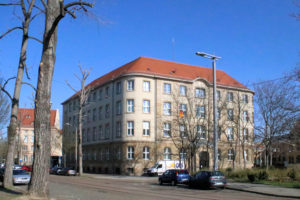 Verwaltungsgebäude Eutritzscher Straße 17/17a Leipzig