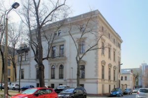 Villa Chopinstraße 28 Leipzig