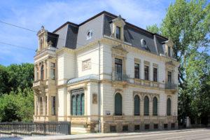 Villa Davignon (Roßbachsche Villa) Leipzig