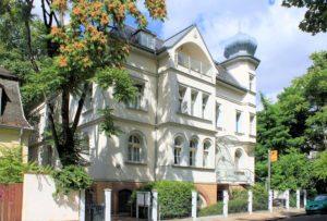 Villa Egelstraße 3 Leipzig