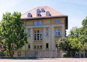 Villa Emil-Fuchs-Straße 3 Leipzig