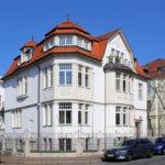 Zentrum-Nord, Villa Favreau