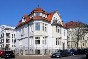 Villa Favreau Leipzig