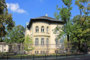 Villa Freyberg Leipzig