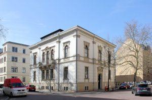 Villa Gustav-Adolf-Straße 19 Leipzig