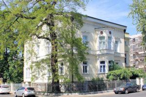 Villa Gustav-Mahler-Straße 2 Leipzig