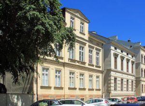 Villa Hinrichsenstraße 8 Leipzig