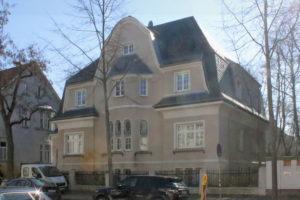 Villa Springerstraße 4 Leipzig