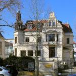 Zentrum-West, Villa Krügel