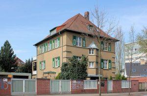 Villa Marschnerstraße 23 Leipzig
