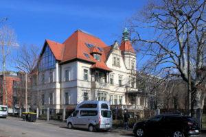 Villa Petersmann Leipzig