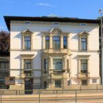 Zentrum-West, Villa Reißig
