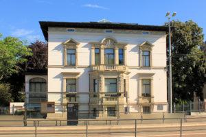 Villa Reißig Leipzig