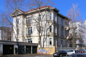 Villa Schwägrichenstraße 4 Leipzig