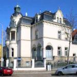 Zentrum-Nord, Villa Schaub