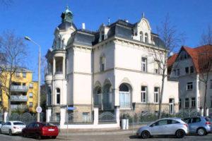 Villa Schaub Leipzig