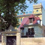 Villa Schröder Leipzig, Papierlager Sieler & Vogel