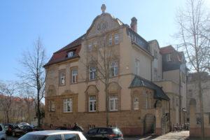 Villa Pinkau Leipzig