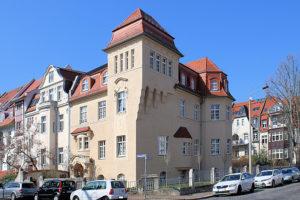Villa Trufanowstraße 23 Leipzig