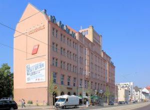 Gewerkschaftshaus Leipzig (Volkshaus)