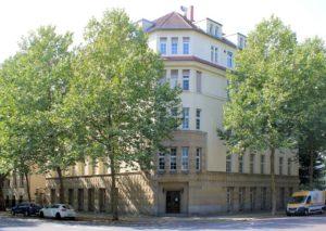 Bürohaus des Verbandes der Deutschen Veredelungsanstalten für baumwollene Gewebe e.V. Leipzig
