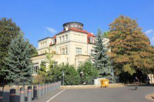 Villa Seemann Leipzig