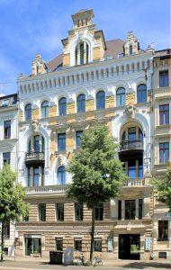 Wohnhaus Waldstraße 4 Leipzig