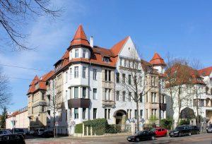 Wohnhaus Waldstraße 65 Leipzig