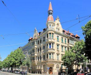 Wohnhaus Waldstraße 54 Leipzig