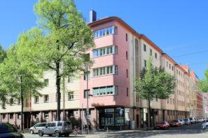 Wohnanlage Waldstraße 51/53 und Wettiner Straße 15a/15b/17/17a Leipzig