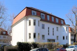 Wohnhaus Rosentalgasse 21 bis 23 Leipzig