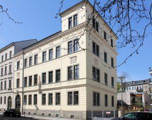 Wohnhaus Leibnizstraße 7 Leipzig