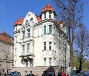 Wohnhaus Christianstraße 4 Leipzig