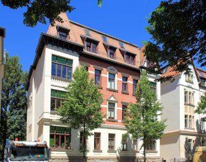 Wohnhaus Feuerbachstraße 6 Leipzig