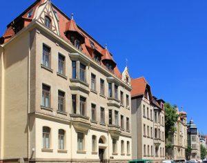 Wohnhaus Fregestraße 31 Leipzig