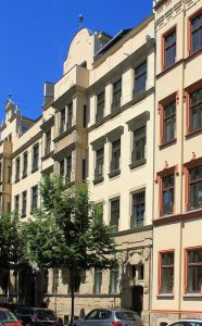 Wohnhaus Gustav-Adolf-Straße 26 Leipzig