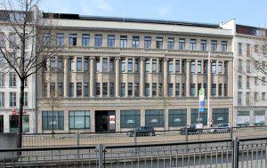 Geschäftshaus Ranstädter Steinweg 18 Leipzig