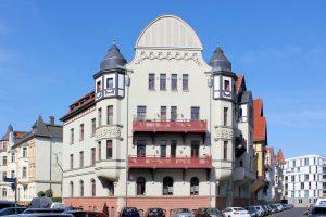 Wohnhaus LIviastraße 6 Leipzig