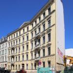 Haus Blaue Mütze Leipzig